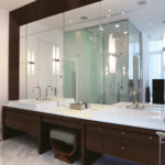 Mozambique Wenge Bathroom