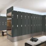 Vermont Slate Locker Room
