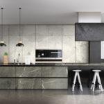 Nero, Bianco and Ebony Kitchen