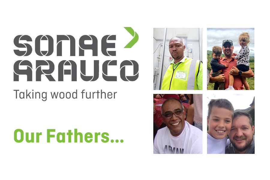 The Dads of Sonae Arauco