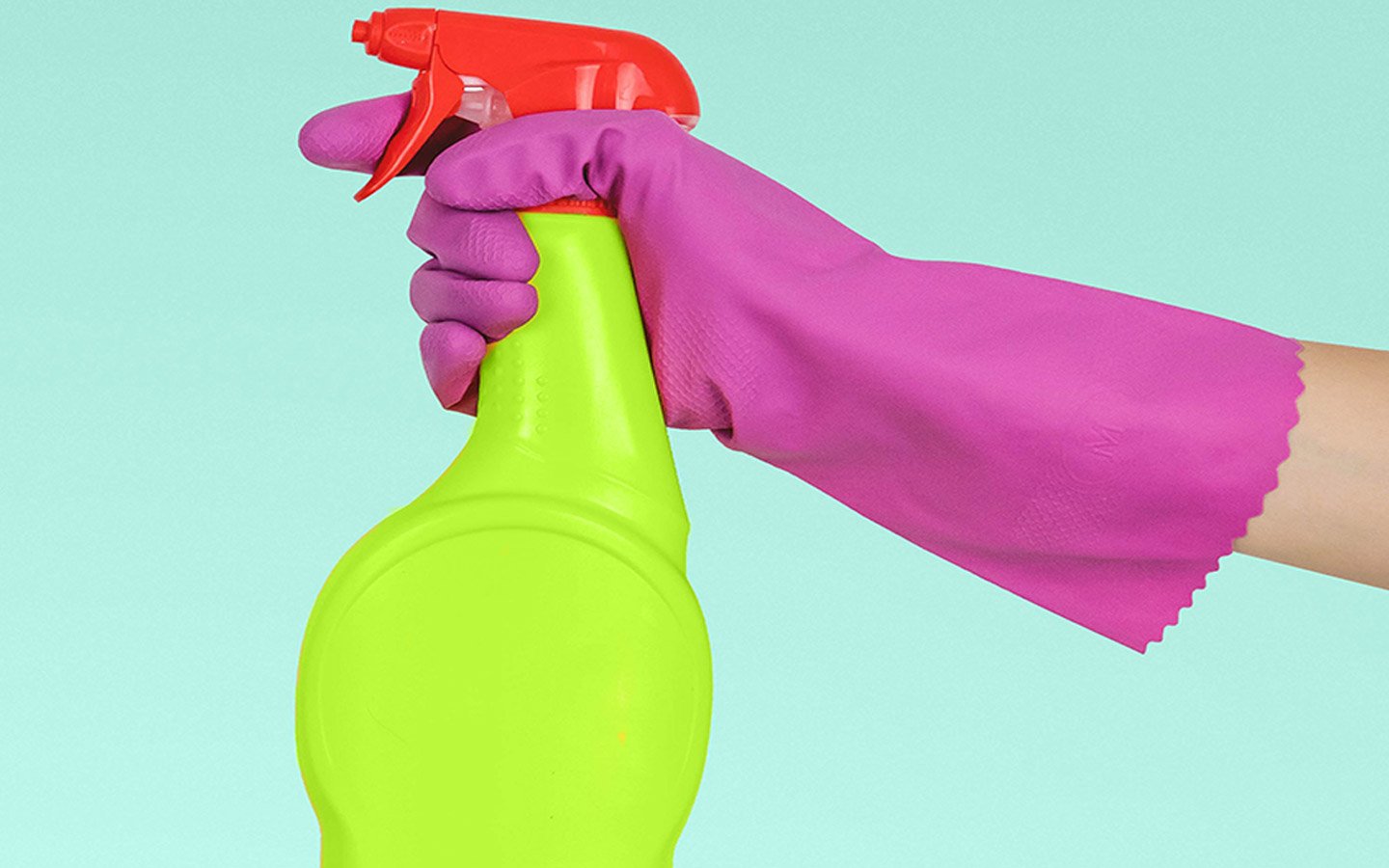 Eco-friendly cleaning products to use in the kitchen
