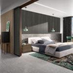 Foundry Bedroom