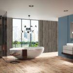 Bathroom Pacific & Shadow Blue