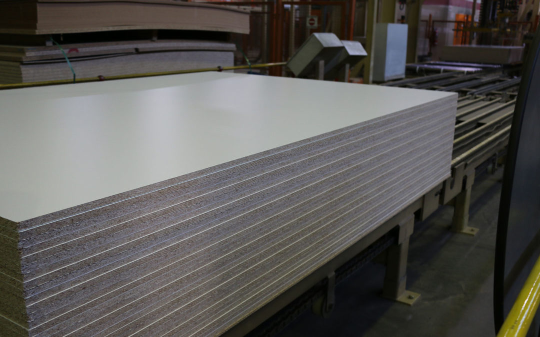 Particleboard and MDF