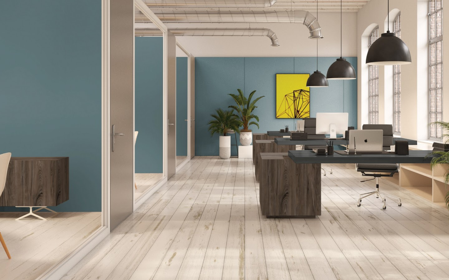Office planning: accommodating the new normal