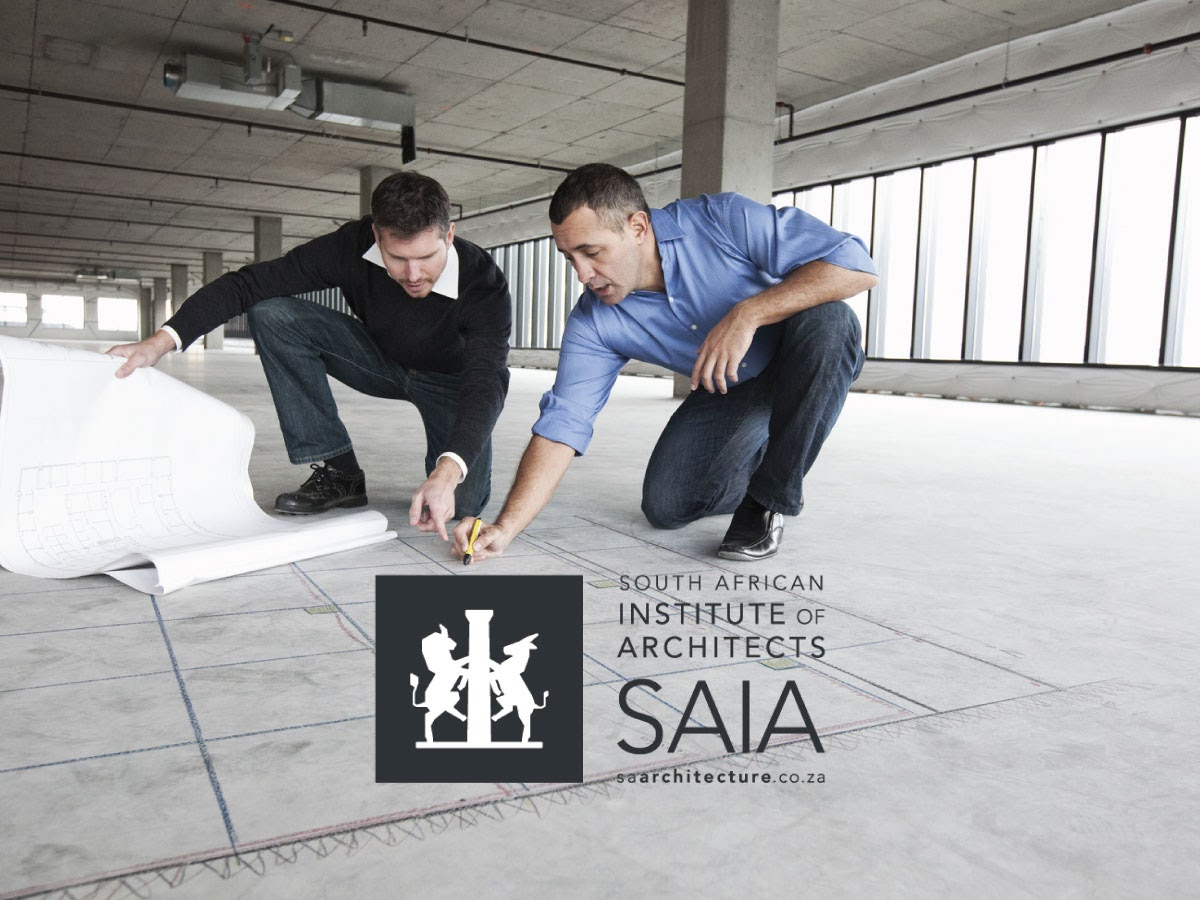 South African Institute of Architects (SAIA): this is what you need to know about the organisation and how we're affiliated to them.