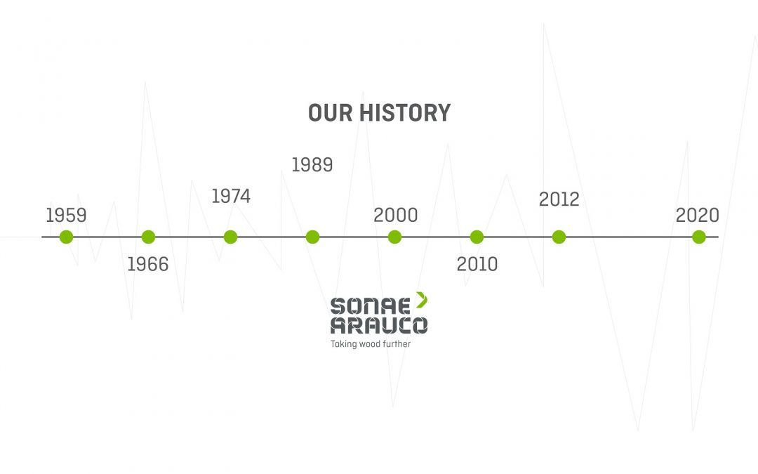 The history of Sonae Arauco