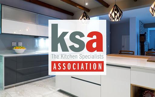 Our affiliation with KSA (Kitchen Specialists Association)