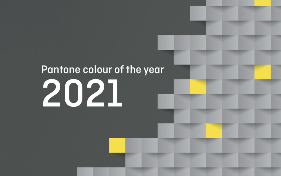 Trend colours of 2021