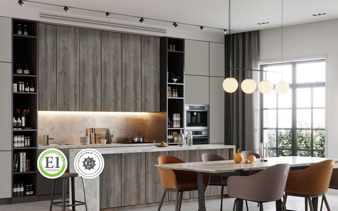 Establishing interior trends in modest spaces