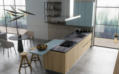 The modern architect's approach to kitchen creation