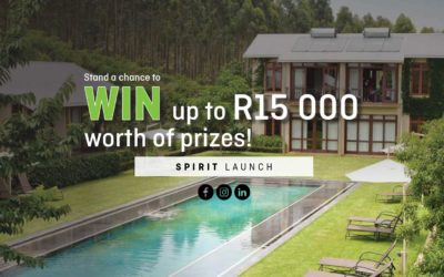 Engage with us & you could WIN!