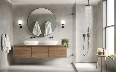 The Architect's path to fashioning sublime bathroom interiors