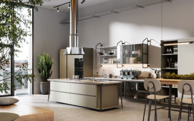 Making the most of modest kitchens in urban spaces